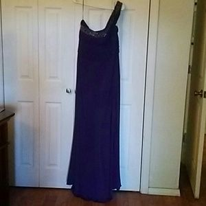 Formal Gown only worn once.